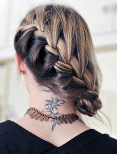 atrakcyjna fryzura
