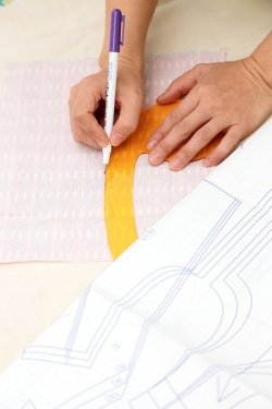 projekt ubrania